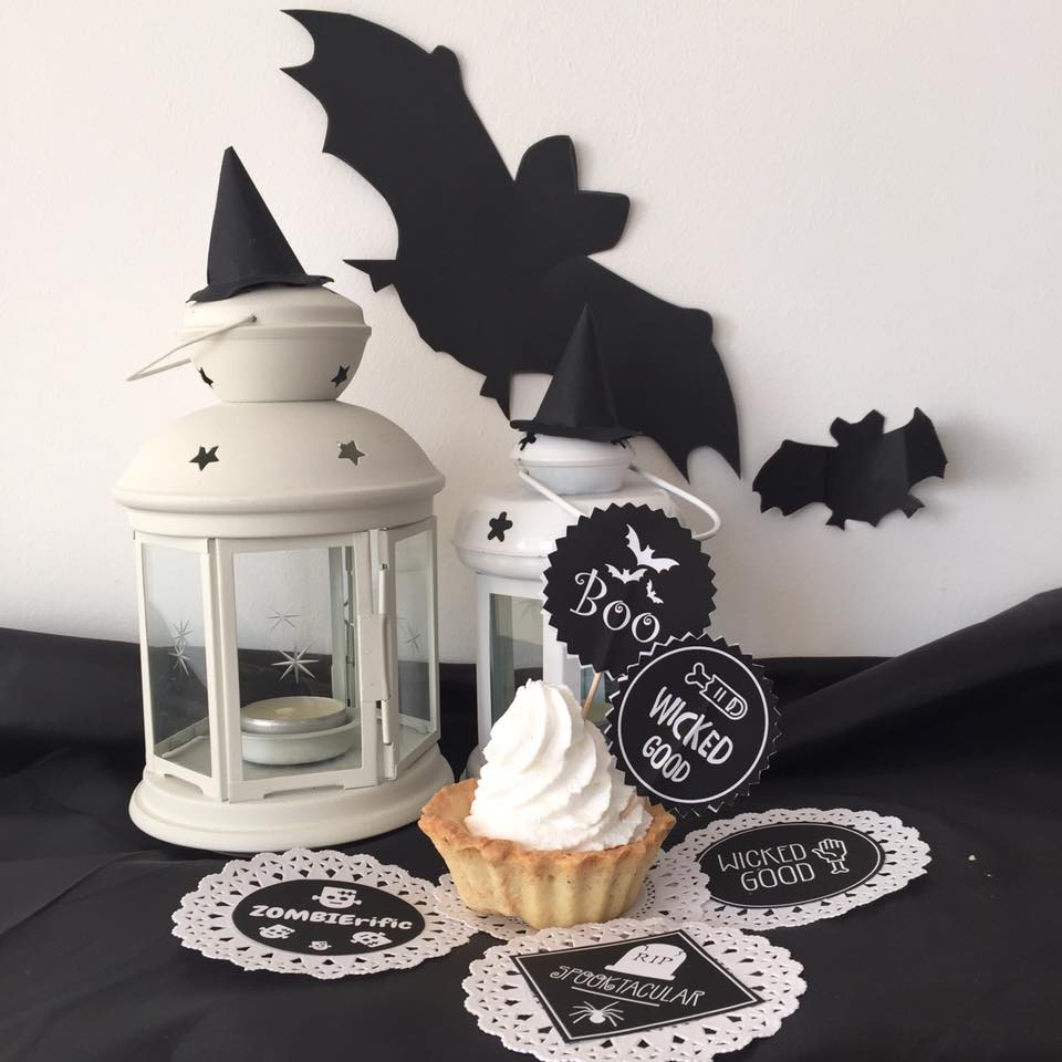 halloween, DIY, party printables