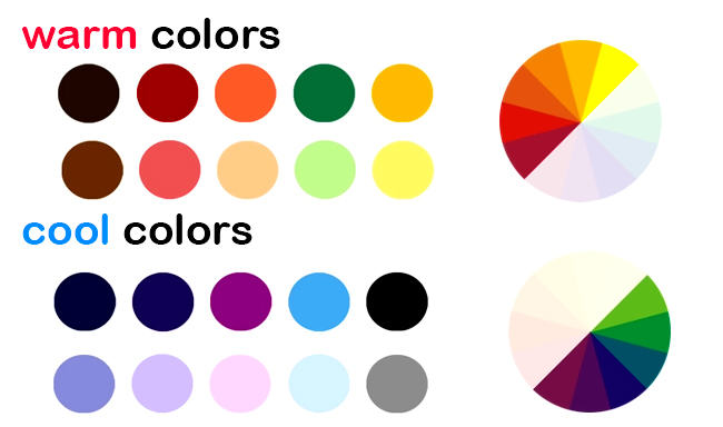 add one contrast color,